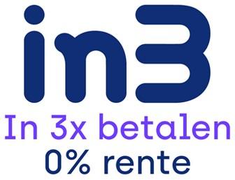 in3 Logo met tekst