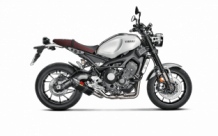 Akrapovic Racing Line Carbon Compleet Systeem zonder E-Keur Yamaha XSR900 2016-2019