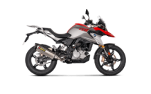 Akrapovic Racing Line RVS Compleet Systeem met E-keur BMW G 310 GS 2017 2019
