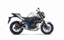 Akrapovic Racing Line Carbon Compleet Systeem zonder E-keur Yamaha MT-03 2016 2019