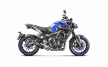 Akrapovic Racing Line Carbon Compleet Systeem zonder E-keur Yamaha MT-09/FZ-09 2014 2019