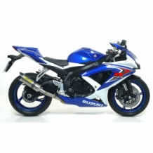 71334MI Arrow Collector Suzuki GSX-R 600 2008-2010