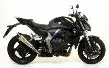Arrow Pro-Racing RVS Carbon-Endcap Honda CB 1000 R 2008-2013