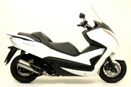 Arrow Reflex 2.0 RVS Honda NSS Forza 300 2014-2016