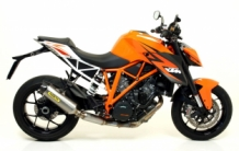 Arrow Race-Tech Aluminium Carbon Endcap Slip-on KTM 1290 Superduke 2014-2017