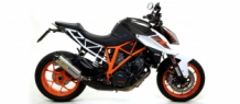 Arrow Race-Tech Titanium Carbon Endcap Slip-on KTM 1290 Superduke 2014-2017