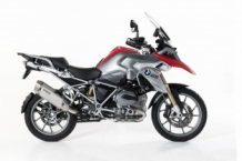 BOS Desertfox Shot Blasted RVS BMW R 1200 GS 2012-2017