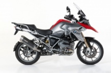 BOS Desertfox Carbon Steel BMW R 1200 GS 2012-2017