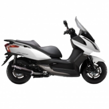Leovince Nero Compleet Systeem Kymco Downtown 125 2009-2016