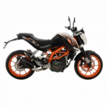 Leovince Nero Slip-on KTM Duke 390 2013-2016
