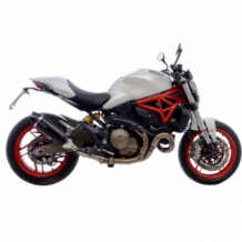 Leovince LV One Evo Carbon Ducati Monster 821 2014-2016