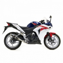 Leovince GP Corsa Carbon Slip-on Honda CBR 250 R 2011-2013