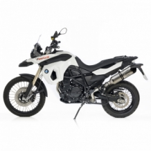 Leovince LV ONE Evo RVS F 650 GS 2008-2012