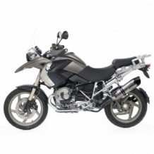 Leovince LV ONE Evo RVS BMW R 1200 GS / Adventure 2010-2012