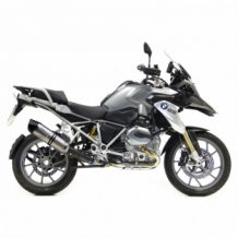 Leovince LV ONE Evo RVS BMW R 1200 GS / Adventure 2013-2016