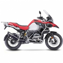 Leovince Nero Slip-on RVS BMW R 1200 GS / Adventure 2017 2018