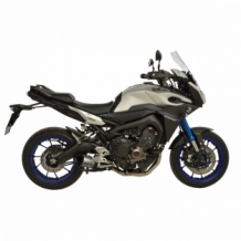 Leovince LV One Evo RVS Compleet Systeem Yamaha Tracer 900 2015-2016