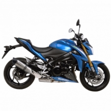 Leovince LV One Evo RVS Slip-on Suzuki GSX-S 1000 2015-2016
