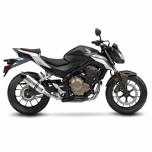 Leovince LV One Evo Slip-on RVS Honda CB 500 F 2016 2016