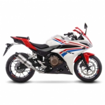 Leovince LV One Evo Slip-on RVS Honda CBR 500 R 2016 2016