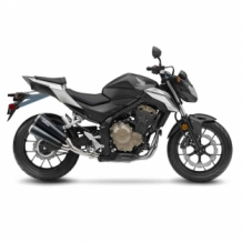 Leovince GP Duals Slip-on RVS Honda CB 500 F 2016 2017