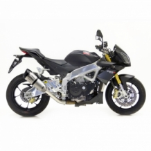 Leovince Factory S Slip-on RVS Aprilia TUONO V4 2009 2015