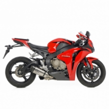Leovince Factory S Slip-on RVS Honda CBR 1000 RR/ABS 2008 2012