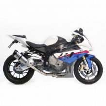 Leovince Factory S Compleet Systeem 4-2-1 RVS BMW S 1000 RR 2009 2014