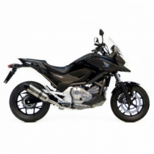 Leovince LV One Evo Slip-on RVS Honda NC 700 S/X/DCT/ABS 2012 2013
