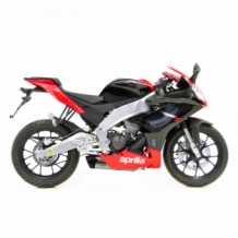 Leovince LV One Evo Slip-on RVS Aprilia RS4 125 2011 2016