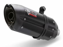 Mivv Suono Steel Black Slip-on Honda Integra 750 2016-2017