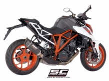 SC Project SC1-R Carbon Slip-on KTM 1290 Super Duke R 2017 2018