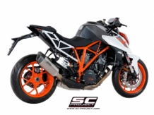 SC Project SC1-R Titanium Slip-on KTM 1290 Super Duke R 2017 2019