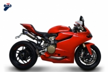 Termignoni Racing RVS Compleet High Up Ducati 1199 Panigale 2012-2014
