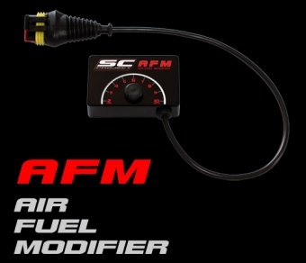 SC Project Air Fuel Modifier Manager AFM Power Unit Yamaha Tracer900 2015 2016