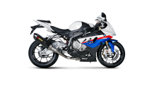 Akrapovic Racing Line Carbon Compleet Systeem zonder E-keur BMW S 1000 RR 2010 2014