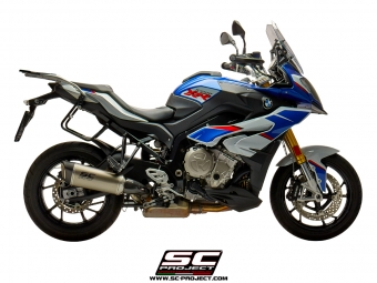 SC Project SC1-R Titanium Low Position EURO4 Gekeurd BMW S1000XR 2017 2018
